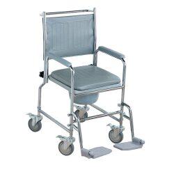 NRS Sedia comoda con ruote - altezza regolabile NRS Sedia comoda con ruote - altezza regolabile NRS Sedia comoda con ruote - altezza regolabile NRS Sedia comoda con ruote - altezza regolabile-77343
