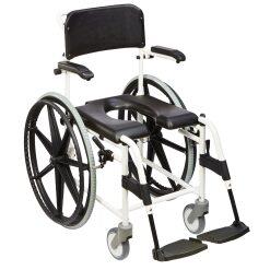 Sedia a rotelle per doccia/WC LEVINA 400-2