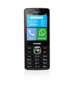 Brondi Energy, telefono cellulare, front
