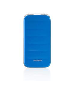 Brondi fox telefono cellulare blu 1