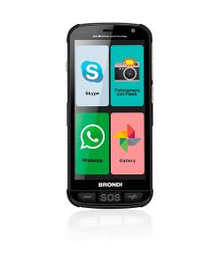 Brondi Amico Smartphone+, front