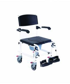 Moretti RS846 sedie comode per wc e per doccia – imbottitura in pu