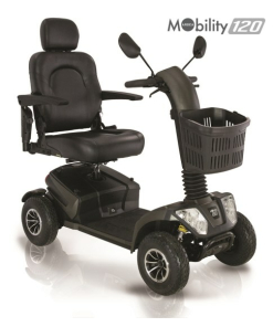 Moretti CN120  scooter – mobility120